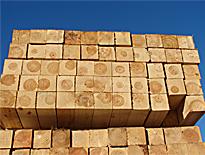 Materiali in legno